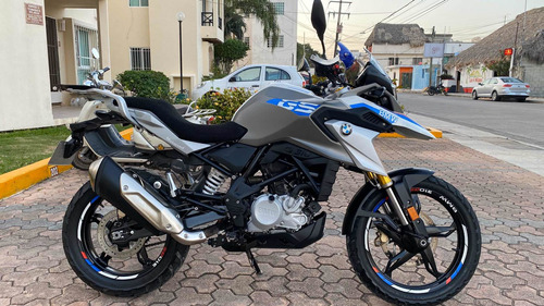 bmw g310gs 2019 impecable