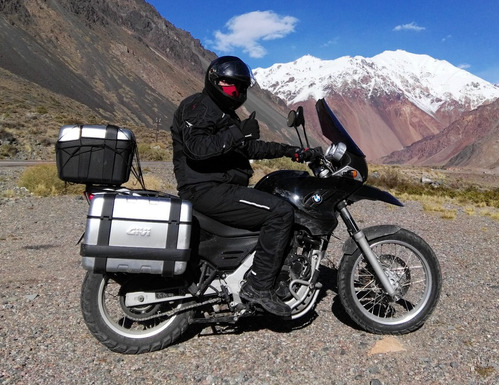 bmw g650 gs - 2010 - impecable