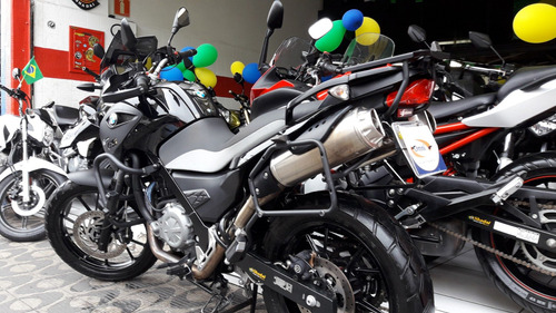 bmw g650 gs ano 2015 com apenas 17,000 km shadai motos