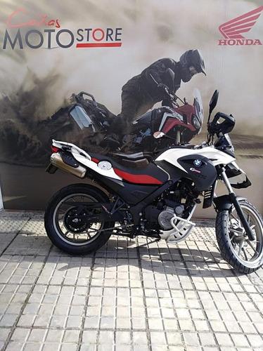 bmw g650 gs blanca 2014