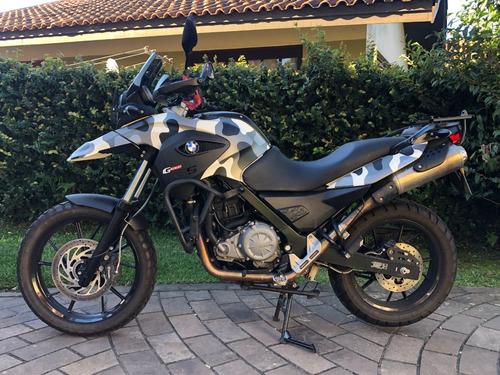 bmw g650 gs - moto big trail zerada
