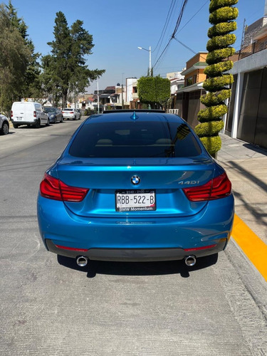 bmw grand coupe 440 año 2018,, impecable