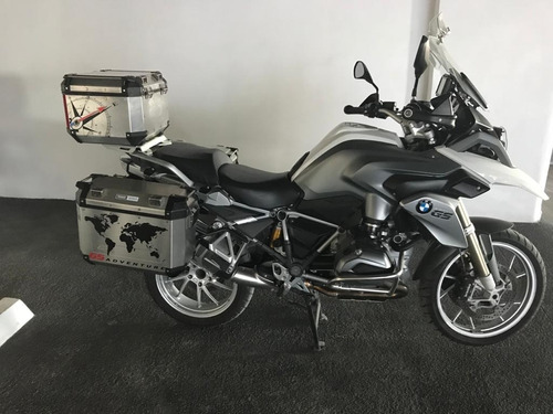 bmw gs 1200 2014 totalmente equipada
