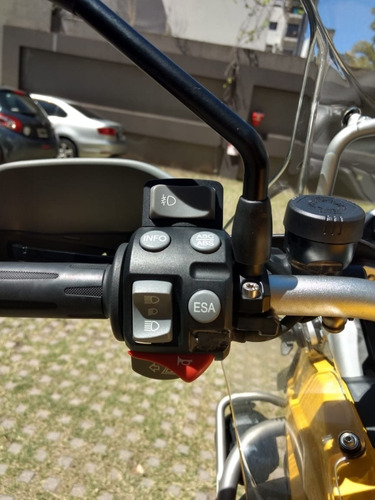 bmw gs 1200 adventure 2011 impecable con pocos km. palermo