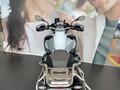 bmw gs 1200 adventure branca shift control