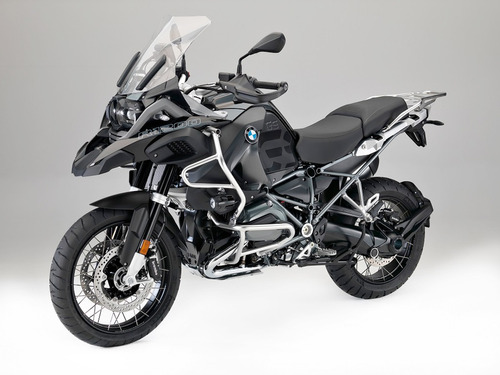 bmw gs 1200 adventure triple black