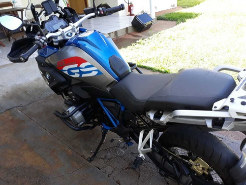 bmw gs 1200 ralley 2017