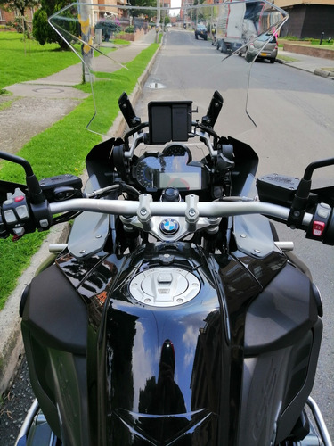 bmw gs 1200 triple black