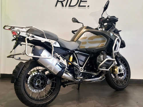 bmw gs 1250 r adventure premiun + exclusive 19/20