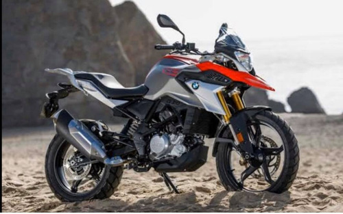 bmw gs 310 2018 nuevesita estrenala tomo moto