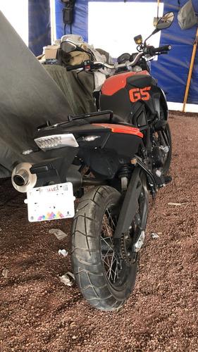 bmw gs 800 2011