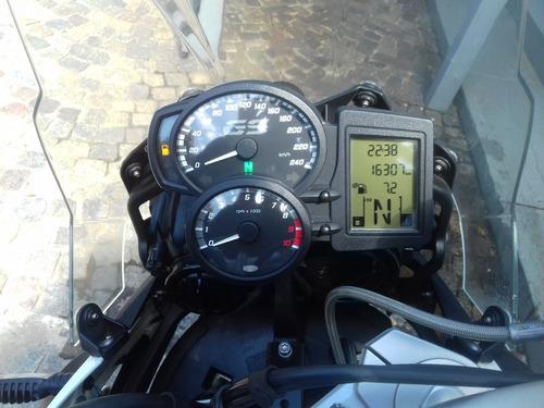 bmw gs 800 2014, excelente estado cordasco motohaus