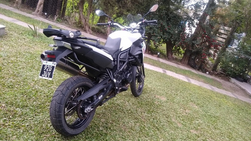 bmw  gs 800 año 2014 impecable