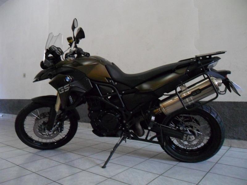 bmw gs-800f  2014  enduro/trail/cross