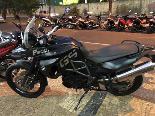 bmw gs f 800 black