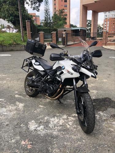 bmw gs f700 - blanca