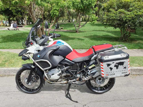 bmw gs1200 adventure 30 años