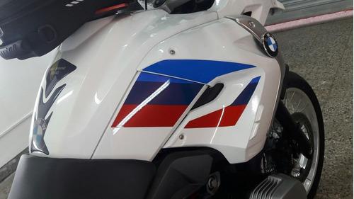 bmw gs1200 r rallie inmaculada el mejor color