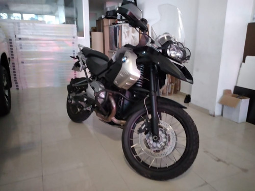 bmw gs1200 triple black año 2013