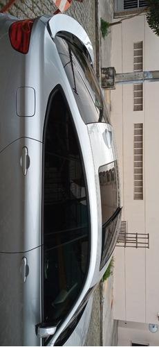 bmw gt 320i teto panoramico duplo turbo prata novinha troco