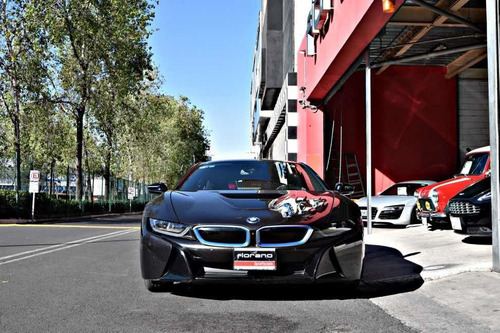 bmw i8 1.5 protonic frozen black edition at 2018