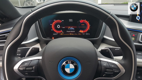 bmw i8 1.5 pure impulse at 2017
