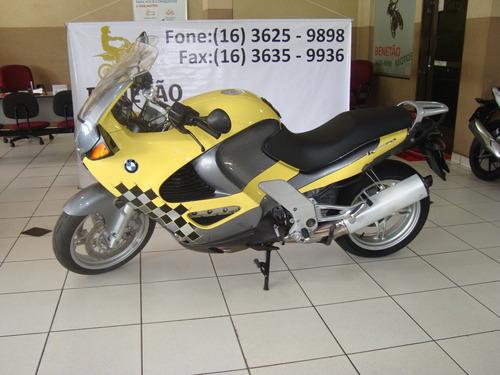 bmw k 1200 rs amarelo 1997