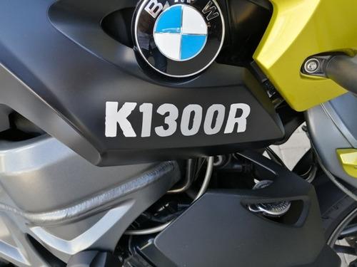 bmw k 1300 r impecável e baixissimo km