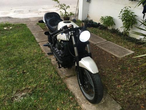 bmw k100rs 1990, 1000cc, 16v (placa canada)