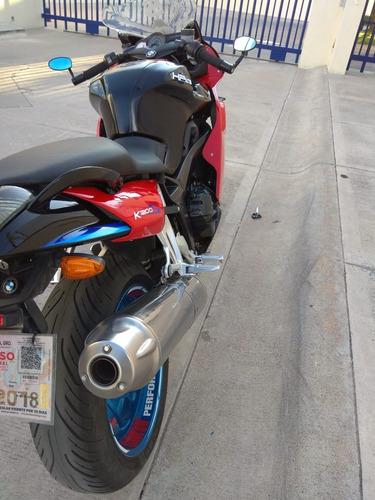 bmw k1200s 2008 imponente y muy cómoda