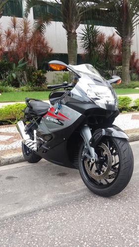 bmw k1300 s premium 2009, impecável, raridade