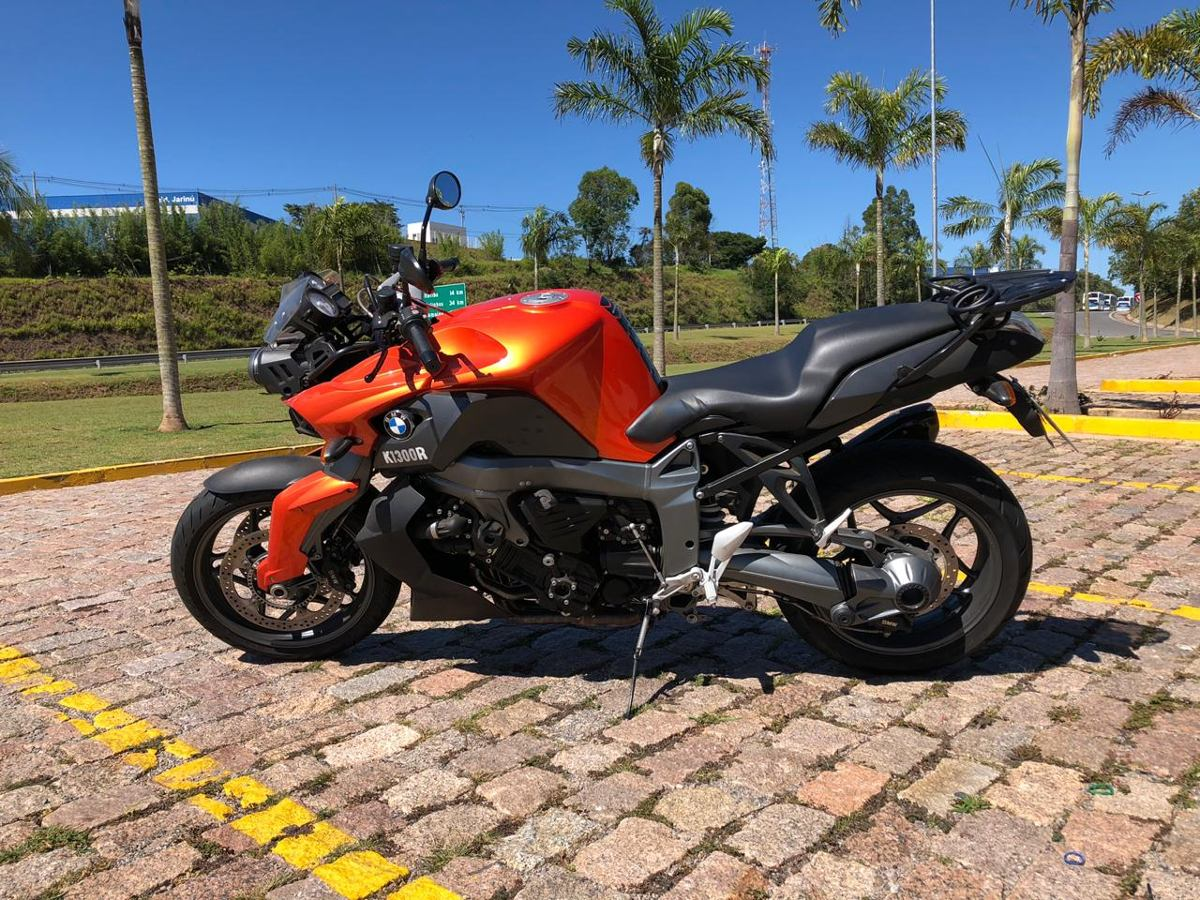 Bmw K1300r Sport Laranja R 26 500 Em Mercado Libre