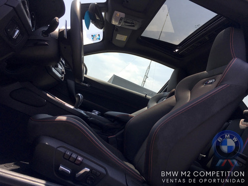 bmw m2 competition 2019 coupe black negro