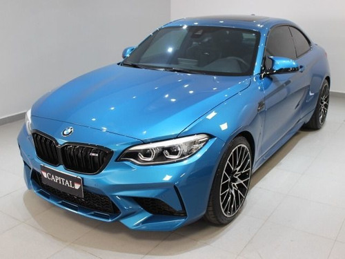 bmw m2 competition  coupé m dct 3.0 24v i6