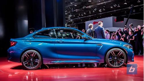 bmw m2 coupe 2018 entrega inmediata