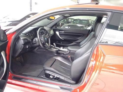 bmw m235i 3.0 i6 24v turbo gasolina 2p automático