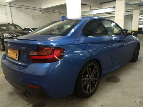 bmw m235i 3.0 turbo!! blindada nível iii-a agp