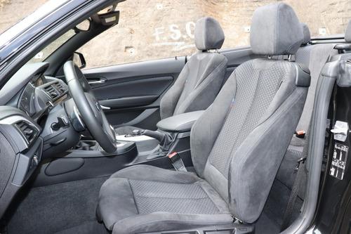 bmw m240i cabriolet tp 3000cc aa 4ab abs único dueño