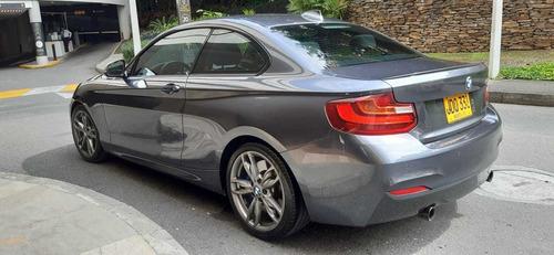 bmw m240i coupe 3.0 2017 gris 3 puertas