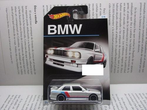 bmw m3 92 coleccion escala 1/64 hot wheels r52b