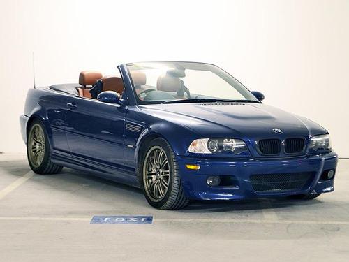 bmw m3  cabrio impecable estado 2004