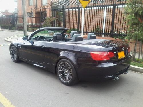 bmw m3 cabriolet e93,v8,420 hp