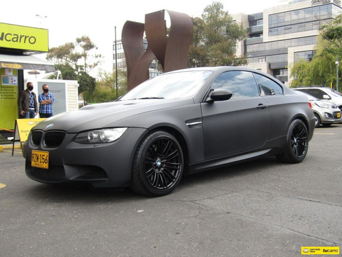 bmw m3 coupe mt 4.0