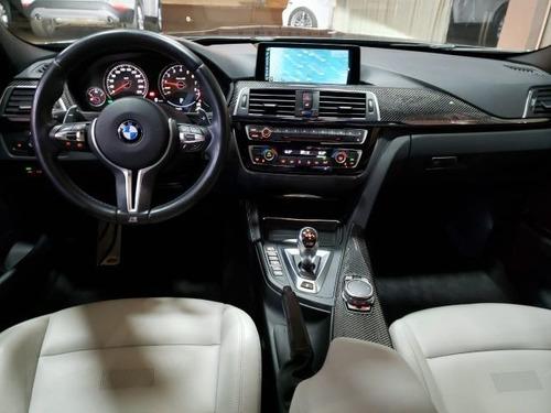 bmw m3 sedan 3.0 6cil, garantia até abril de 2021, qii8030