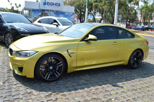 bmw m4 2016 coupe austin yellow