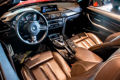 bmw m4 3.0 cabrio i6 24v gasolina 2p automático