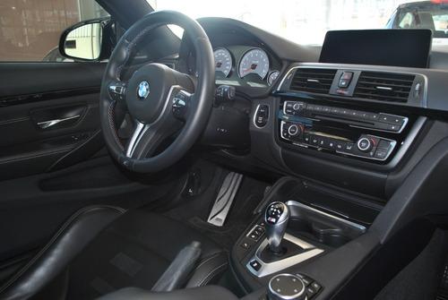 bmw m4 4 puertas negro mate 2016 aa126
