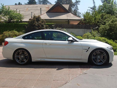 bmw m4 coupe 3.0 aut. 2015