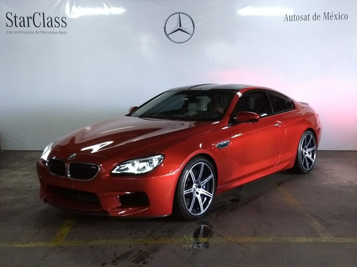 bmw m6 2018 4p m6 gran coupé comp v8 4.4 bt aut