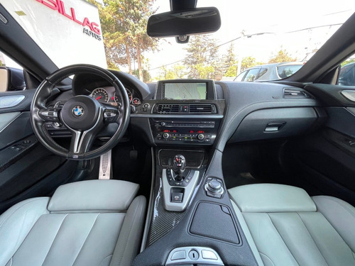 bmw m6 coupe 2015 realmente flamante